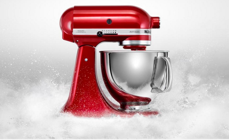 robot da cucina kitchenaid artisan | elettrocasa - Kitchenaid Robot Da Cucina